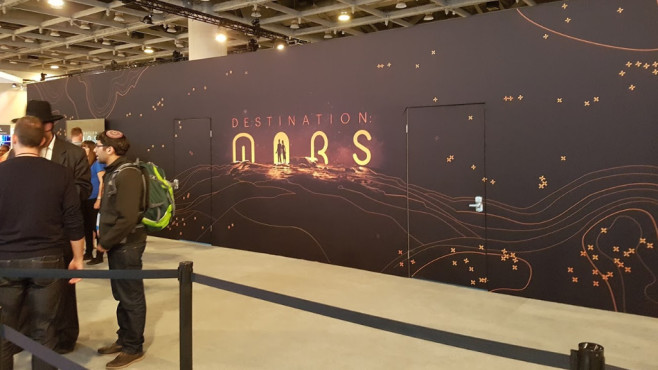 Microsoft Build 2016: Destination Mars © COMPUTER BILD