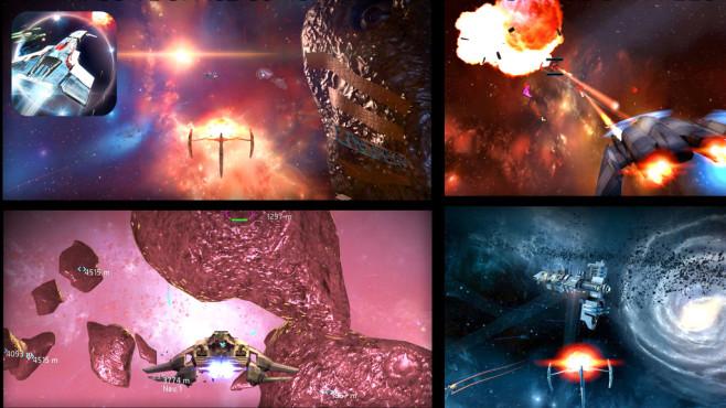 Stellar Wanderer ©Crescent Moon Games
