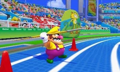 Mario & Sonic bei den Olympischen Spielen ©Nintendo