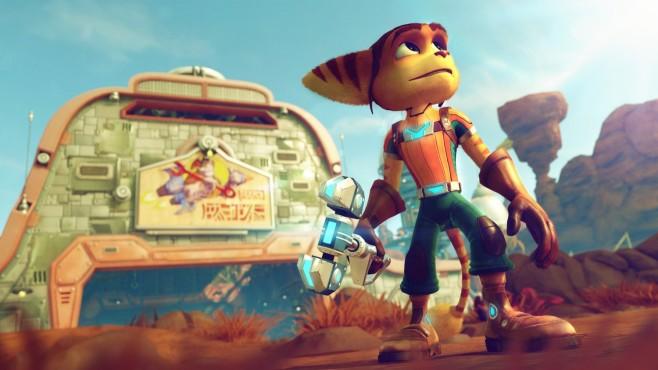 Ratchet und Clank ©Sony/ Insomniac Games