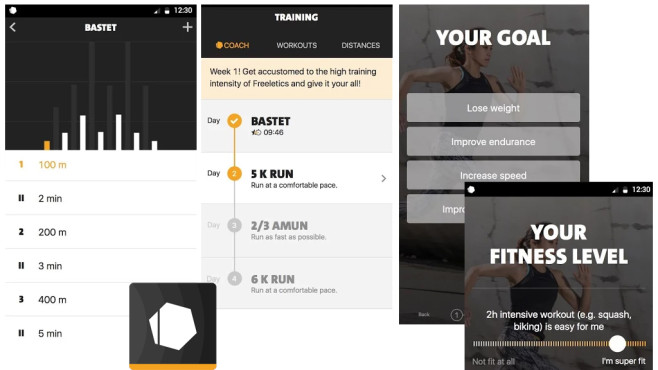 Freeletics Running © Freeletics