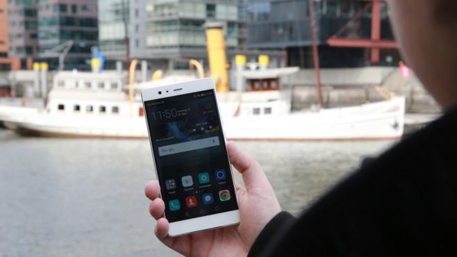 Huawei P9 Plus ©COMPUTER BILD, Huawei