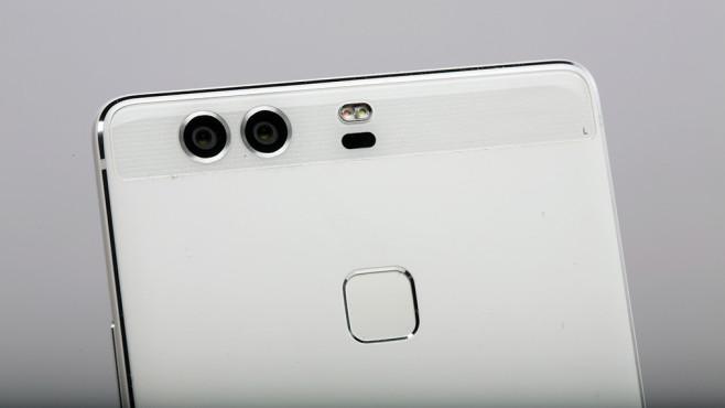 Huawei P9 Plus im ersten Praxis-Test: Der Druck wächst ©COMPUTER BILD, Huawei