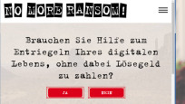 No More Ransom: Name des Schadprogramms finden ©COMPUTER BILD