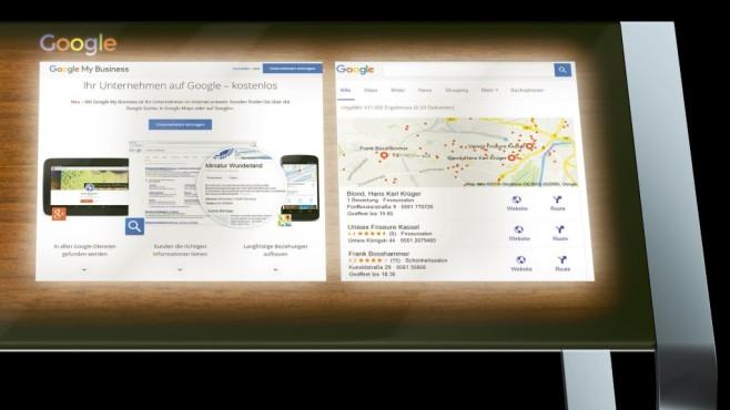Optimierung für Google ©Google, COMPUTER BILD