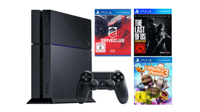 PS4: Bundle Angebot © Sony