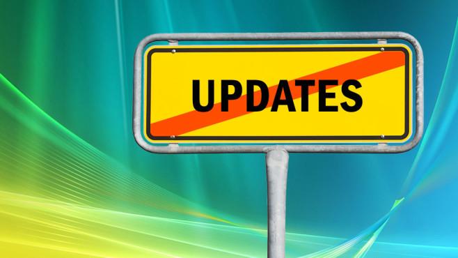 Windows Vista muss sterben: Update-Unterstützung endet bald Streichen Sie sich den 11. April 2017 schon einmal im Kalender an: Am Stichtag gibt es ein letztes Mal Sicherheits-Flicken, anschließend wird Vista immer unsicherer – ähnlich wie XP. ©Microsoft und ©istock/Gewoldi