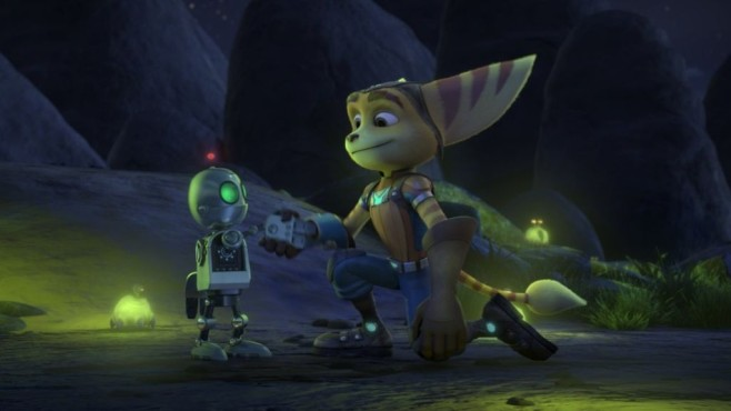 Ratchet & Clank © Constantin Film