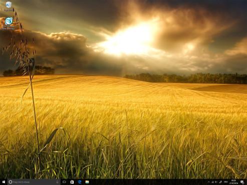 So startet das neue Windows 10 ©COMPUTER BILD