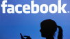 Facebook Logo © dpa Bildfunk