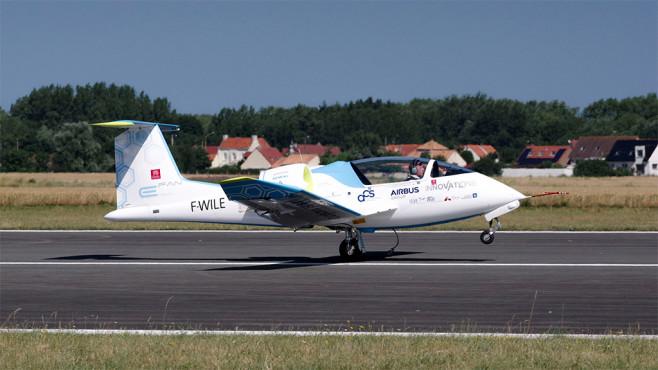 Airbus e-Fan ©Airbus