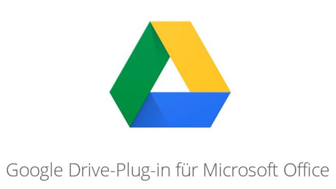 Google-Drive-Plug-in ©Google