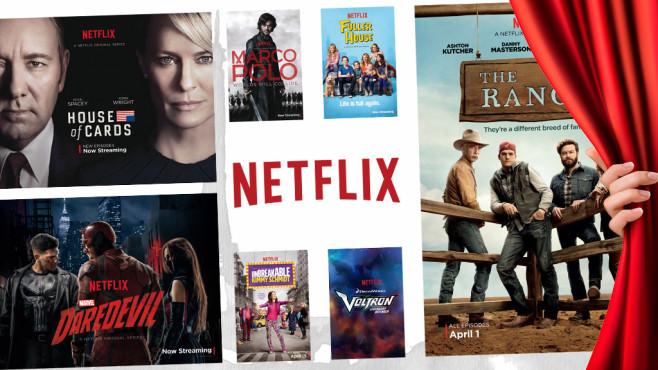 Live aus Paris: Das zeigt Netflix 2016! ©Netflix, Jessica Durrant/gettyimages