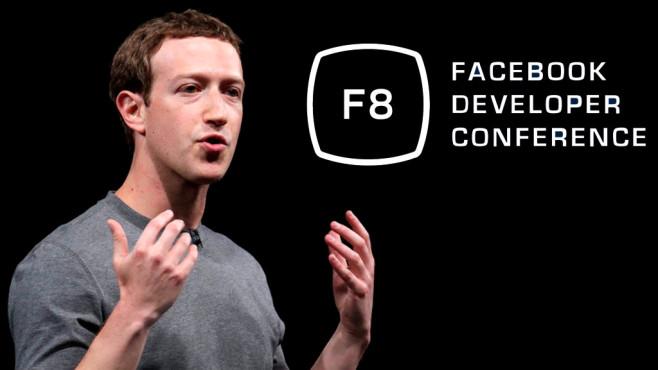 Facebook Developer Conference F8 ©Facebook, COMPUTER BILD
