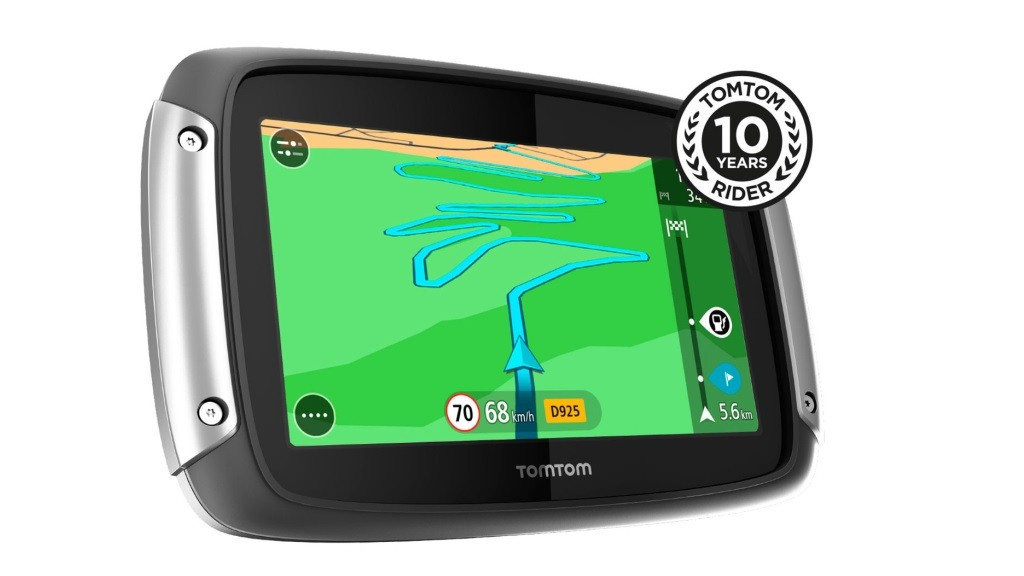 TomTom Rider 410 Great Rides Edition © TomTom