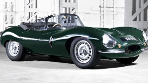 Jaguar XKSS ©dpa