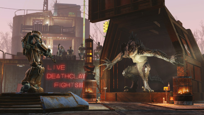 Fallout 4: Wasteland-Workshop-DLC ©Bethesda