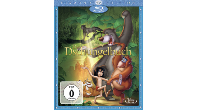 Das Dschungelbuch © Walt Disney Studios Home Entertainment