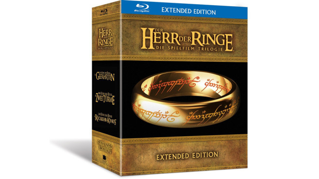 Der Herr der Ringe © Warner Home Video