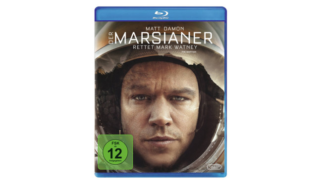 Der Marsianer – Rettet Mark Watney © Twentieth Century Fox Home Entertainment