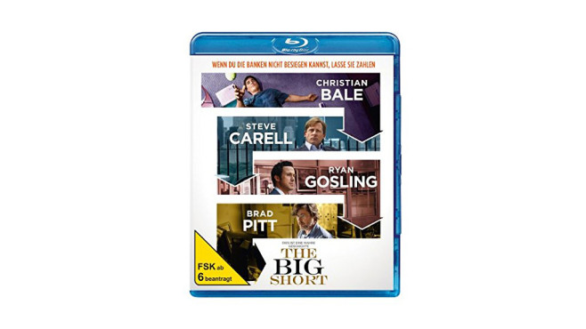 The Big Short © Universal Pictures Home Entertainment