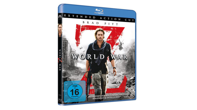 World War Z © Paramount Home Entertainment