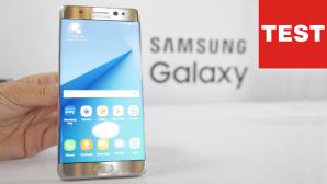 Samsung Galaxy Note 7 im Test ©COMPUTER BILD