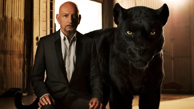 The Jungle Book: Ben Kingsley Baghira © Disney
