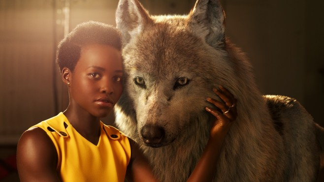 The Jungle Book: Lupita Nyong'o Raksha © Disney