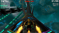 Radial-G – Racing Revolved © Tammeka Games