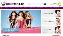 Screenshot Adultshop.de © COMPUTER BILD