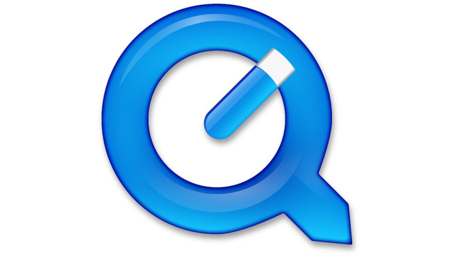 QuickTime-Logo © Apple