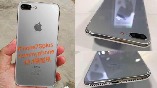 Apple iPhone 7s Plus Dummy ©Sonny Dickson