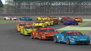 Ferrari Challenge rFactor 2 ©Gpfan