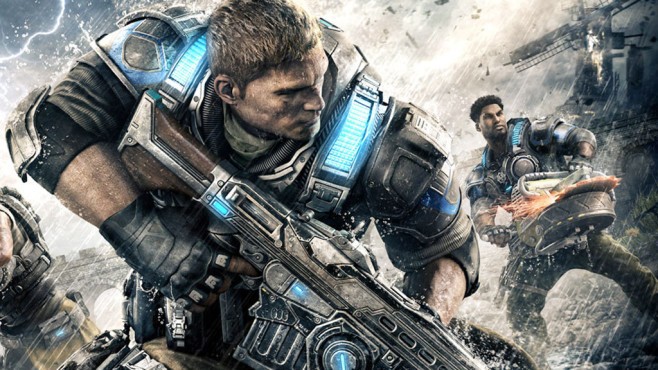 Gears of War 4: Beta © Microsoft