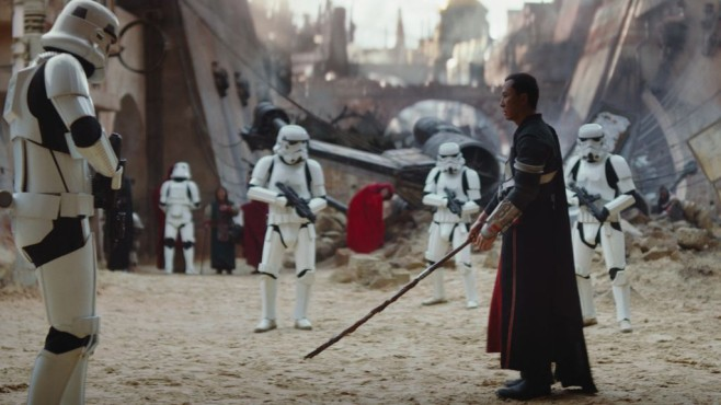 Rogue One Donnie Yen © Disney