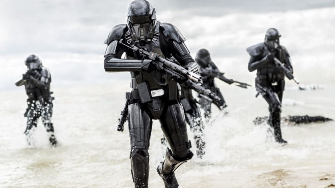 Schwarze Trooper © Disney