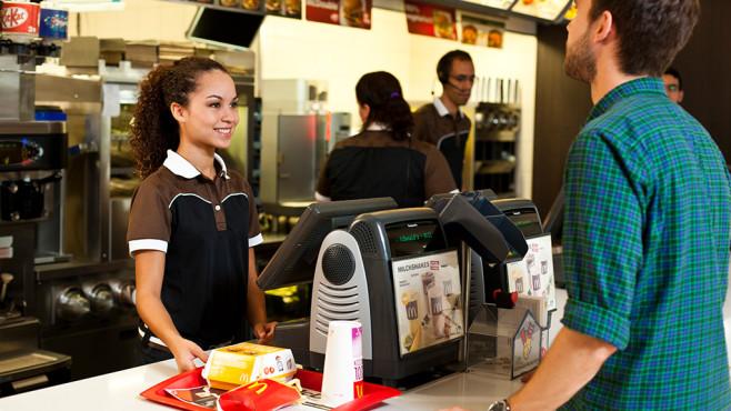 McDonalds Pressefoto ©McDonalds