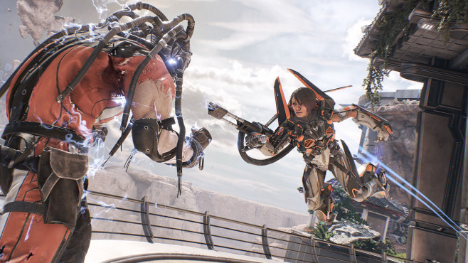 LawBreakers © Boss Key / Nexon