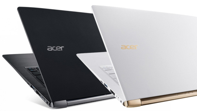 Acer Aspire S13 ©Acer