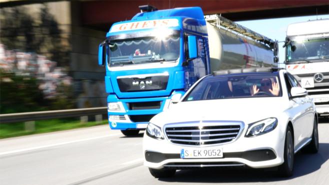 Mercedes E-Klasse W213 ©COMPUTER BILD