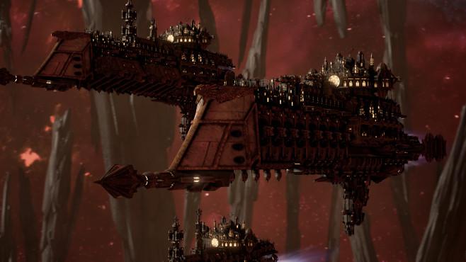 Battlefleet Gothic – Armada: Schiffe ©Focus Home Interactive