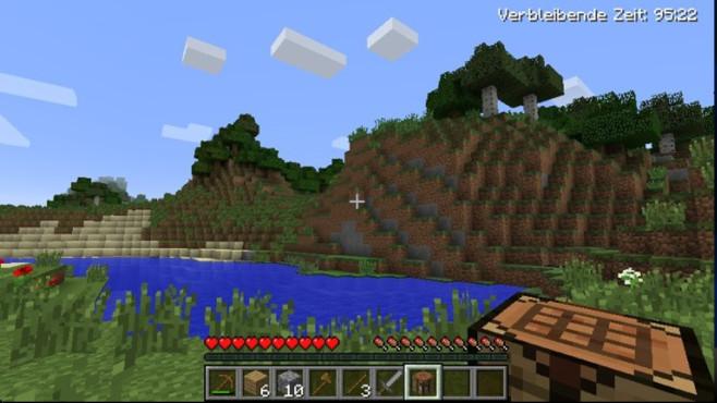 Platz 2: Minecraft ©COMPUTER BILD