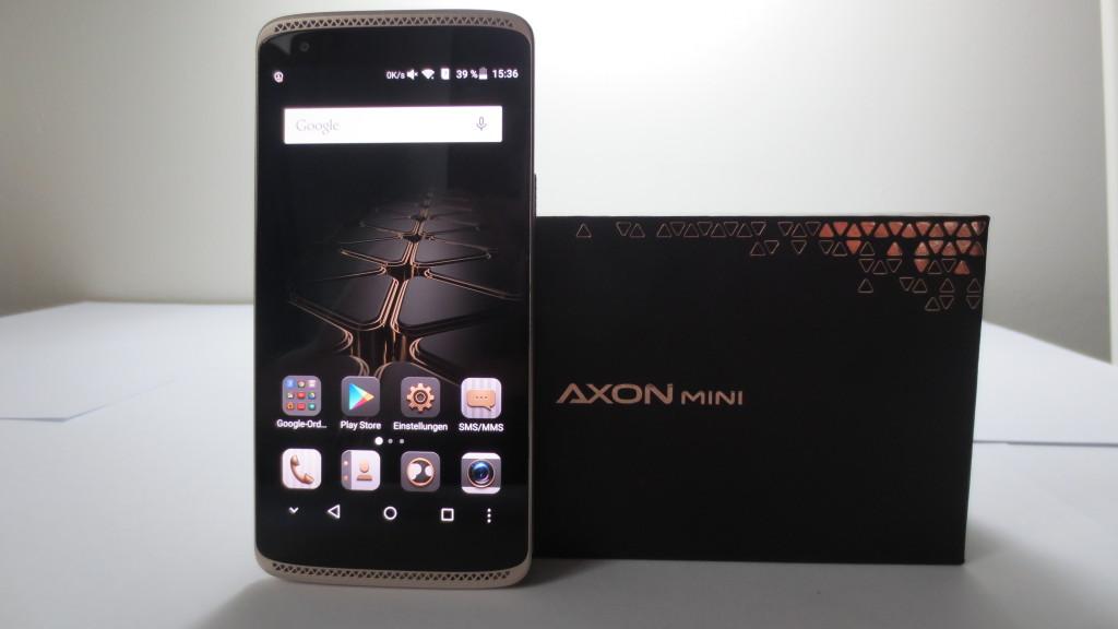 ZTE Axon Mini Premium Edition im Test