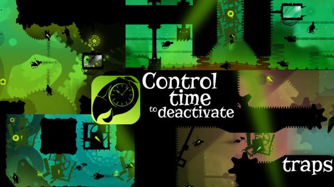 Green Game TimeSwapper ©iFun4all