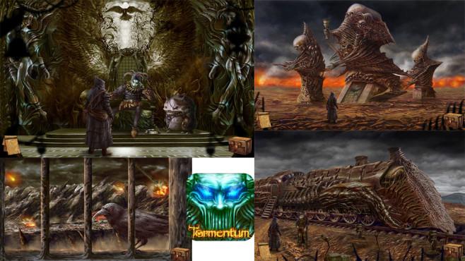 Tormentum – Dark Sorrow ©OhNoo Studio