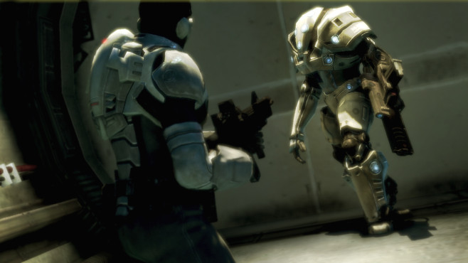 Shadow Complex – Remastered © Epic Games