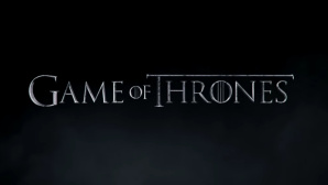Game of Thrones Logo © HBO