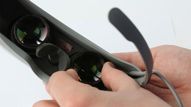 LG 360 VR im Test: VR-Brille mit Schmerz-Garantie XXX ©COMPUTER BILD, LG