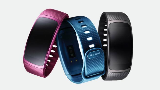 Samsung Gear Fit 2 ©Samsung